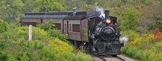 South Simcoe Railway - Tottenham, Ontario.. I want to take the kids on the December one if we don't go before