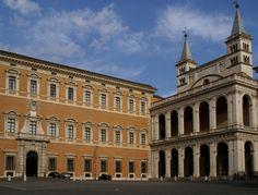 Rom, San Giovanni in Laterano und Lateranspalast (Lateran Palace)