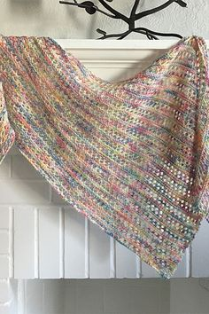 Herald shawl knitting pattern from Woolenberry Knitted Poncho, Knit Cowl, Knitted Shawls, Lace Knitting, Knit Or Crochet, Crochet Shawl, Knitting Patterns Free, Prayer Shawl Patterns, Lace Patterns