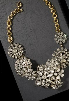 J.Crew statement necklace...