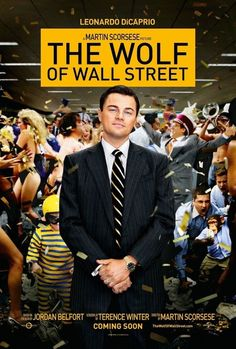 The Wolf of Wall Street Wolf Of Wall Street, Business And Finance Books, Terence Winter, Leonardo Dicaprio Movies, Jordan Belfort, Tom Wolfe, Economics Books, Wife And Kids, Tv Series Online
