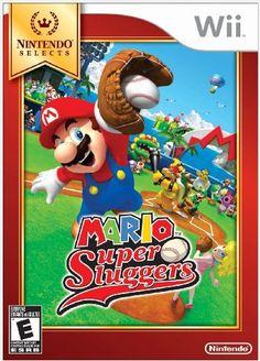 Mario Super Sluggers (Nintendo Selects) - Mario, nintendo, Selects, Sluggers, Super