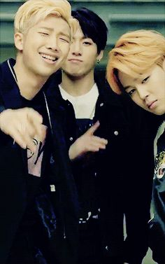 BTS | JUNG KOOK JIMIN and RAP MONSTER