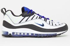 new arrivals eaccc 35d01 Get Ready For The Nike Air Max 98 Racer Blue