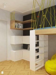 Pokój dziecka styl Nowoczesny - zdjęcie od Design Factory Studio Projektowe - Pokój dziecka - Styl Nowoczesny - Design Factory Studio Projektowe