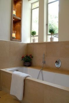 Best Undermount Tub With Subway Tile Surround Master Bath 400 x 300