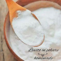 Lievito in polvere fatto in casa Best Italian Recipes, Moon Cake, Biscotti, Raw Vegan, Diy Food, Raw Food Recipes, Food Hacks, Finger Foods, Food Art