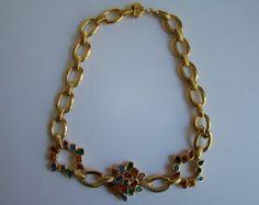 YSL Yves Saint Laurent necklace