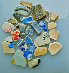 SEA POTTERY and CERAMICS of Hawaii's beaches by SeaGlassFromHawaii