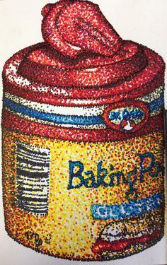 investigation piece, coloured felt tip pen pointillist drawing Cool high school color project Middle School Art Projects, Art School, Classe D'art, Drawing Skills, Drawing Art, 8th Grade Art, Inspiration Art, Pen Art, Elements Of Art