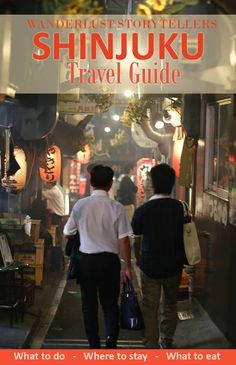 Read our detailed and informative Shinjuku travel guide with info on the best things to do in Shinjuku, Japan. The best Shinjuku restaurants and a handy list of hotels in Shinjuku. Travel in Asia.