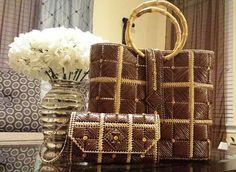 Helena Sassy Unique Handbags & Wristlets por HelenaSassyBags