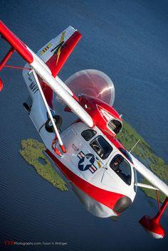 Aircraft photos by Tyson Rininger