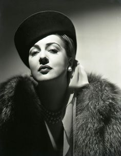 Gypsy Rose Lee by George Hurrell