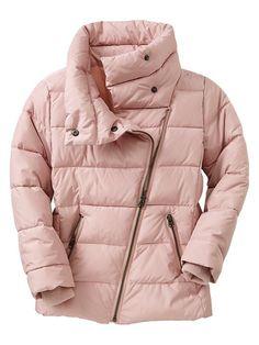 Warmest moto puffer jacket Product Image