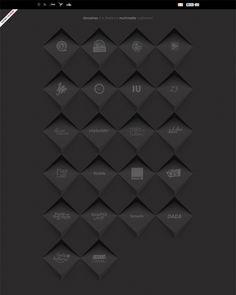 "texture   ///   Image Spark - Image tagged ""design"", ""web"", ""graphic"" - iNoguez #web #3D #kit"