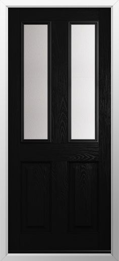 Composite door 4 panel 1 arch style affordable durable for Composite door design your own