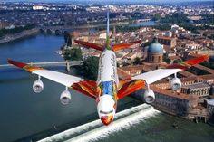 Bernard Cadène - Projet Airbus