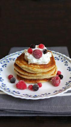 Pancakes, Deserts, Low Carb, Gluten Free, Breakfast, Food, Party, Dukan Diet, Glutenfree