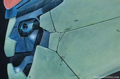 Halcyon Realms – Animation.Film.Photography and Art Book Reviews » » Genma Wars – Otomo Katsuhiro Art Book Review