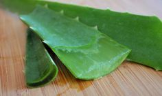 Aloe Vera gel can be used to treat liver spots.