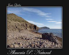Cala Los Toros,  Parque Natural Cabo de Gata - Nijar, Almería, Spain by Jequiles, via Flickr