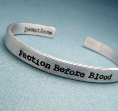 Faction Before Blood Bracelet