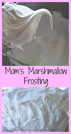 My mom has been making this frosting recipe as far back as I can remember. With … My mom has been making this frosting recipe as far back as I can remember. With the help of some photo's, I can track this recipe 40 plus y… Sweet Recipes, Cake Recipes, Dessert Recipes, Icing Recipes, Cupcake Creme, Food Cakes, Cupcake Cakes, Just Desserts, Delicious Desserts