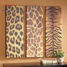 Accent your wall with the most wild and boldest choice by picking up from these neck turning animal print wall art ideas. Animal Print Bedroom, Animal Print Decor, Animal Prints, Leopard Bedroom Decor, Leopard Print Bedroom, Safari Home Decor, Leopard Wall, Cheetah, Wallpaper For Sale