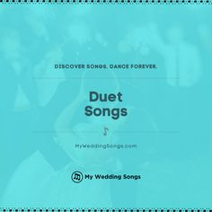 What is your favorite duet song to play at a wedding? ⠀ . You can read our list of the top duet songs on our website. .  #duets #duetsongs