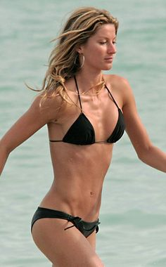 Forget Gisele Bündchen's Leaked Email?Check Out Mrs. Tom Brady's Top Five Bikini Shots | E! Online UK