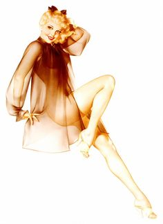 vargas pin up girls | ... varga girl in 1940 the name vargas has been synonymous with pin up and