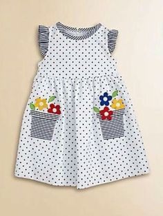 Fashion Diy Clothes Dress Patterns Little Girls 60 Ideas Baby Outfits, Toddler Outfits, Kids Outfits, Dresses Kids Girl, Little Girl Dresses, Children Dress, Young Children, Baby Dress Patterns, Sewing Patterns