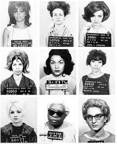 60's mugshots