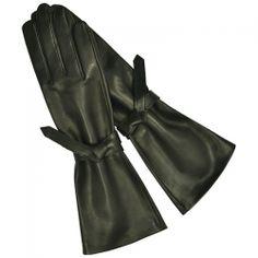 Manusi Lungi din Piele pentru Femei, in Culoarea Cafelei - Bocane Gloves, Leather, Woman, Fashion, Moda, Fashion Styles, Women, Fashion Illustrations