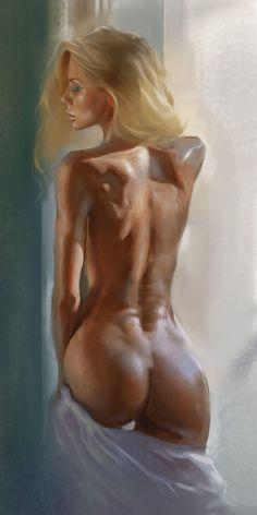 Study, Evgeniy Shatrow on ArtStation at https://www.artstation.com/artwork/study-a45deff9-ee28-40ac-a7d7-f4aba641ad67