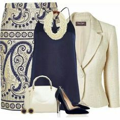 Stylish Work Outfit Ideas for Spring & Summer 2017 – What should I wear to w… Stylish Work Outfit Ideas for Spring & Summer 2017 – What should I wear to work in the spring and summer seasons? Stylish Work Outfits, Summer Work Outfits, Classy Outfits, Casual Outfits, Stylish Clothes, Business Outfit, Business Fashion, Business Casual, Business Style