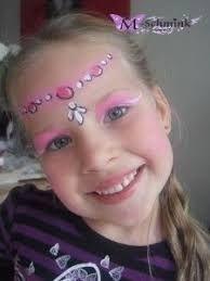 Afbeeldingsresultaat voor schminken makkelijk prinses