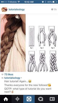 Cool and easy hair style/braid