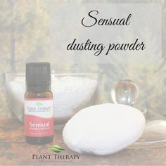 Day 20 Sensual dusting powder