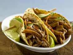 Short-cut Carnitas - These carnitas are filled with flavor and can be used as burrito filling, salad topping or in sandwiches.