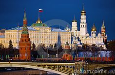 Moscow, Kremlin. Russia - Download From Over 40 Million High Quality Stock Photos, Images, Vectors. Sign up for FREE today. Image: 7613802