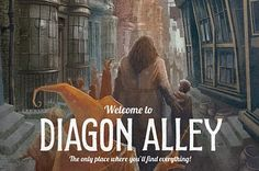 """These Imagined Travel Posters Bring """"Harry Potter"""" Spots To Life"""