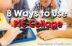 8 Ways to Use the PicCollage app                                                                                                                                                                                 More