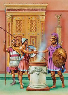 """""""The Macedonian Army, c. 280 BC"""""""