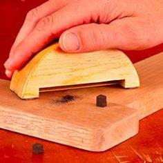 Hacksaw Dowel Trimmer Woodworking Plan, Workshop & Jigs Hand Tools Workshop & Jigs $2 Shop Plans