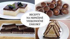 Desať receptov na tradičné nepečené veľkonočné zákusky   Tortyodmamy.sk Cheesecake, Desserts, Food, Tailgate Desserts, Meal, Cheese Cakes, Dessert, Eten, Cheesecakes