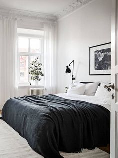 nice 99+ Scandinavian Design Bedroom #Trends In #2017 www.99architectur...