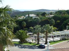 View from the balcony. Parque da Floresta Santo Antonio Golf Villas and Spa  http://www.parquedaflorestagolfhouse.com