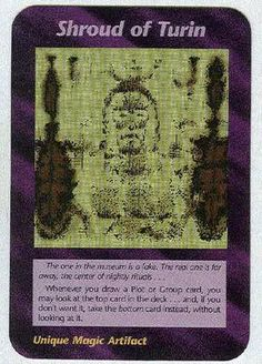 NWO Card Game Revisited: NEW FINDINGS-Whole Card Set is HERE this time, page 1
